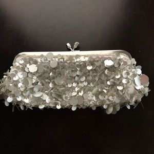 Charming Charlie's Clutch with Chain